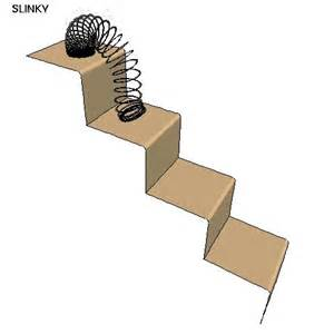 How To Make A Slinky Go Down Stairs classic toys the slinky 187 coolest toys