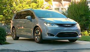 Chrysler Minivan Pacifica Archives The Fast Car