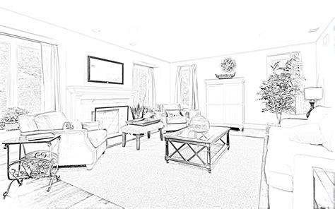 home design drawing home interior decoration sketches sketches by designers