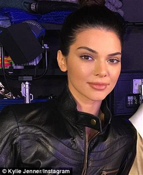 Denies Getting Surgery by Kendall Jenner Denies Plastic Surgery And Getting
