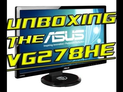 asus vg248qe 1ms gaming monitor after use review asus vg278he 144hz monitor doovi