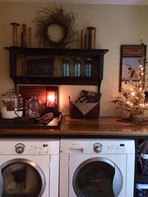 my primitive laundry room by jozy casteel country decor country primitive laundry room oh my gosh this is it