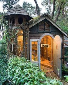 Turkey Barn Plans 21 Awesome Chicken Coop Designs And Ideas Pioneer Settler