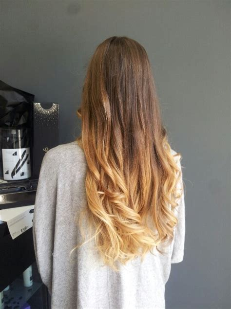 pictures of brown and blode ombre hair brown blonde ombre hair hair pinterest ombre blonde