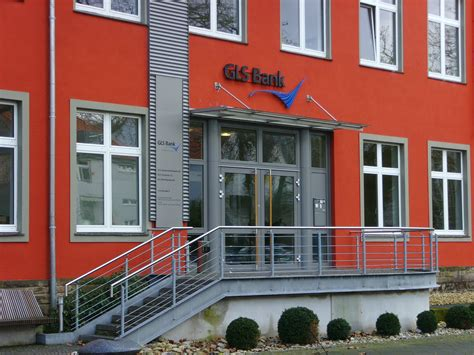 gls bank file entrance gls bank bochum germany jpg wikimedia
