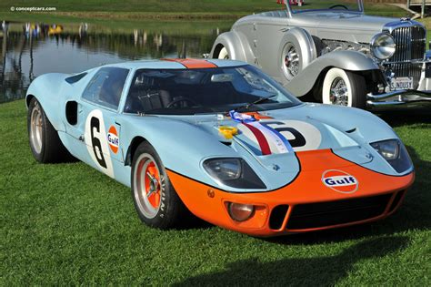 68 ford gt40 1968 ford gt40 conceptcarz