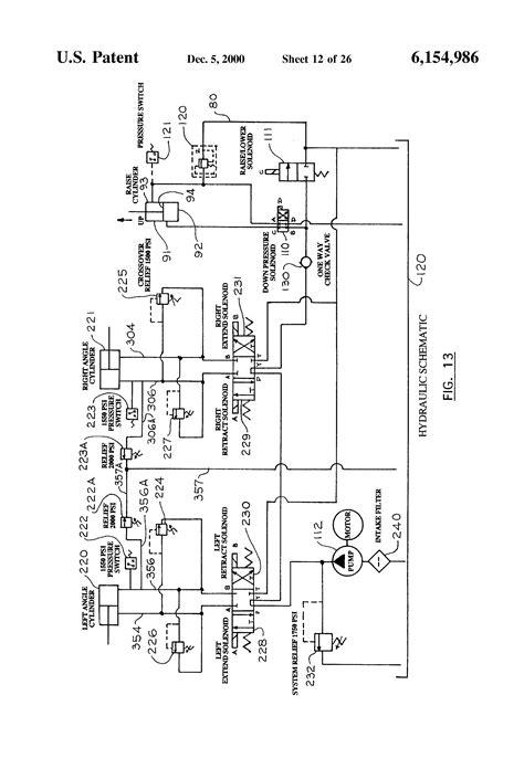hydraulic wiring diagram monarch hydraulic wiring diagram wiring diagram