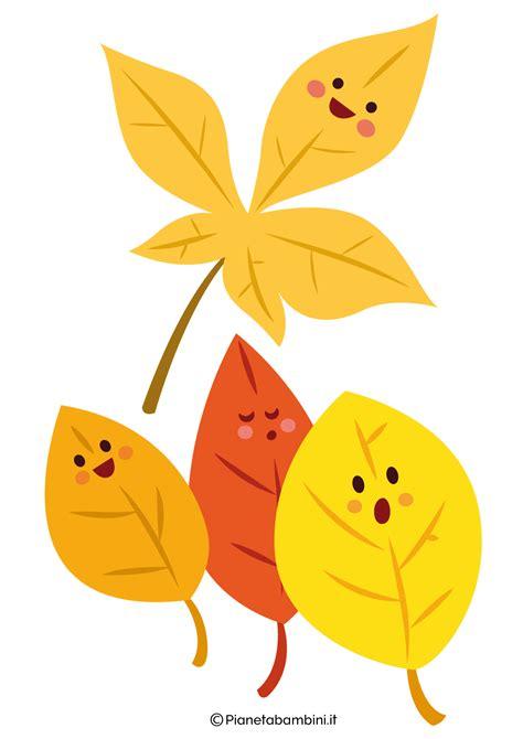 bambini immagini clipart immagini d autunno da ritagliare per decorazioni e