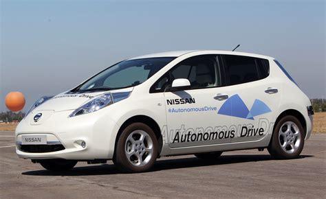 Nissan Autonomous 2020 nissan autonomous to be ready by 2020 machinespider
