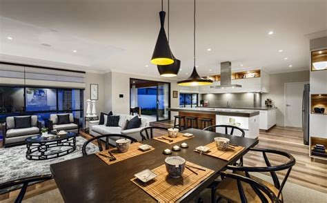 separate kitchen from living room ideas 57 great room designs ideas