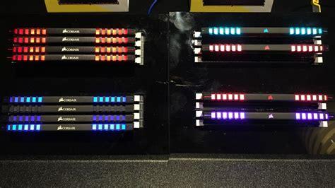 Ram Rgb ces 2017 rgb total bei corsair ram keyboard und maus leuchten in allen farben