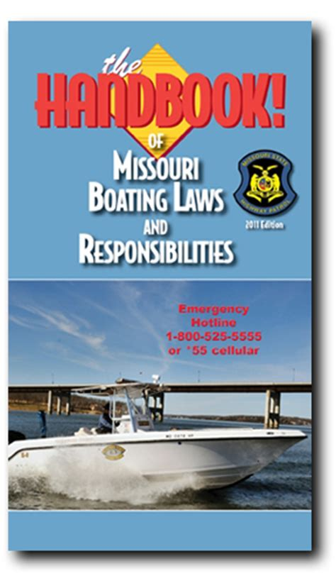 missouri boating license year boater education law faq