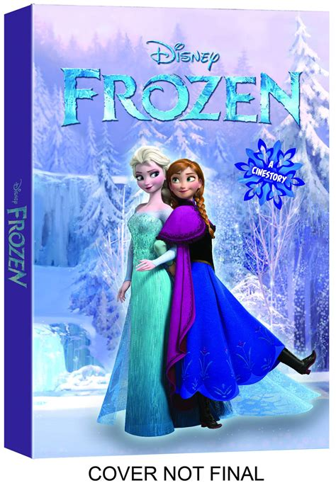 Disney Cinestory Comic Boxed Set disney frozen graphic novel out soon