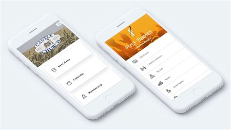 build a mobile app for free build a church mobile app with buildfire s app builder