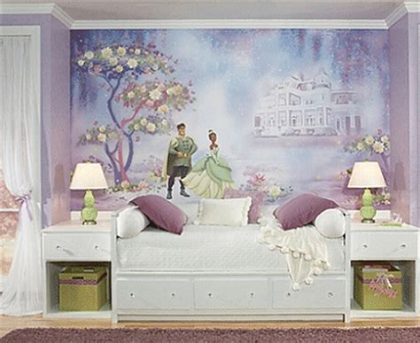 princess and the frog bedroom theme princess themed wall murals