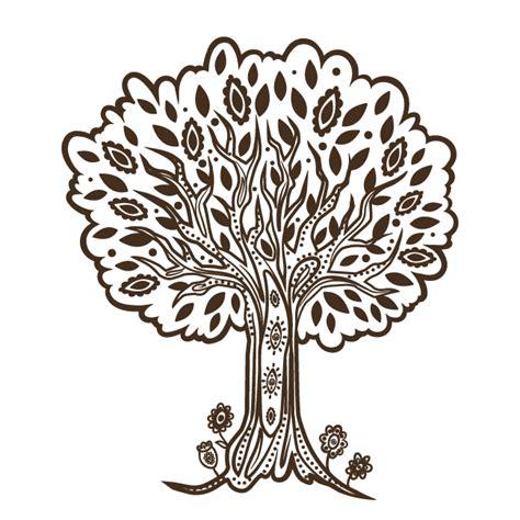 arboles decorativos vinilos decorativos 193 rbol tribal