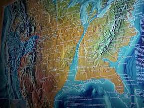 New Navy Map Of The United States Coastline by Debunked Leaked Us Navy Map New Madrid Submerged Us