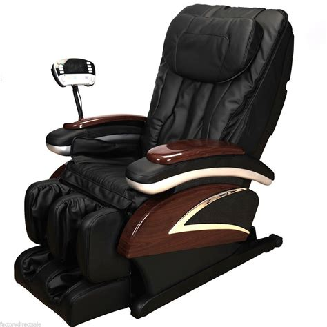 Shiatsu Recliner Chair by Convenience Boutique Electronic Shiatsu