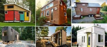 homes on wheels live a big in a tiny house on wheels
