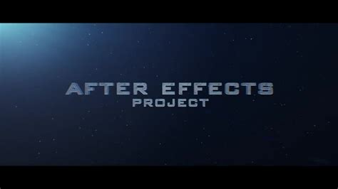 cinematic teaser trailer after effects templates