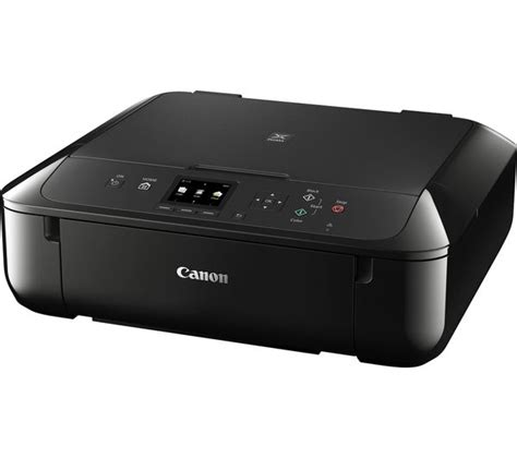 Printer Canon Pixma buy canon pixma mg5750 all in one wireless inkjet printer free delivery currys