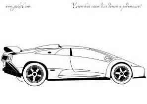Coloring Pages Of Lamborghini Free Coloring Pages Of Lamborgini Aventador