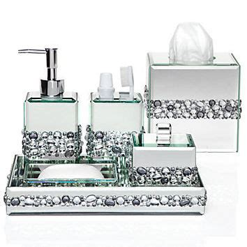bling bathroom set ricci vanity collection vanity set from z gallerie