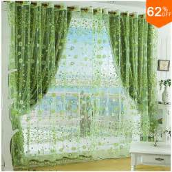 Bedroom Window Curtains by Luxury Quality Bamboo Blind Rustic Green Dodechedron