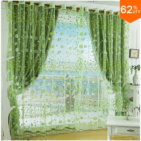 Green Bedroom Curtains Luxury Quality Bamboo Blind Rustic Green Dodechedron Bedroom Curtain Window Screening Finished