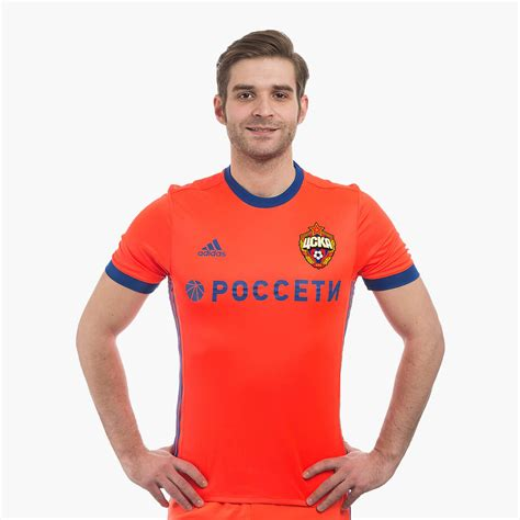 Jersey Cska Moscow Away cska moscow 17 18 away shirt released footy headlines