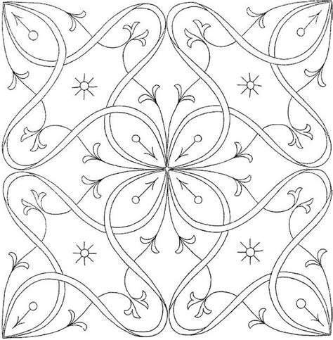 Printable Coloring Pages For Adults Only | flower coloring page