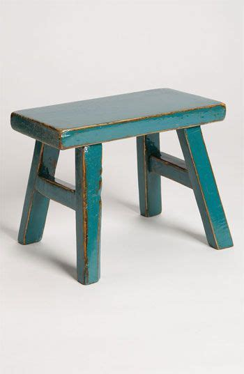 Small Decorative Step Stool by Royola Pacific Designs Small Decorative Wood Stool