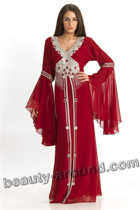 Maxi Arabiah muslim s dresses abaya and caftan 30 photos