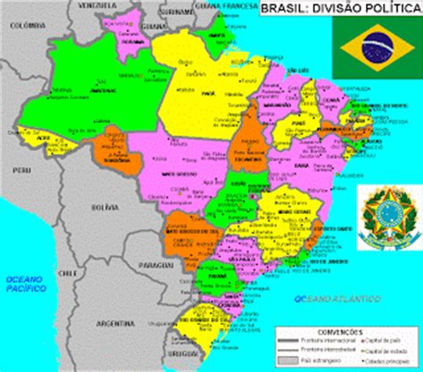 brazil map with cities april 2009 free printable maps