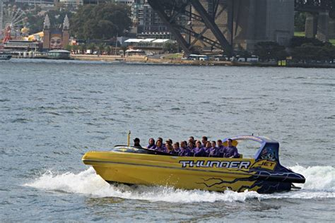 jet boat darling harbour 5 of the best ways to explore sydney harbour