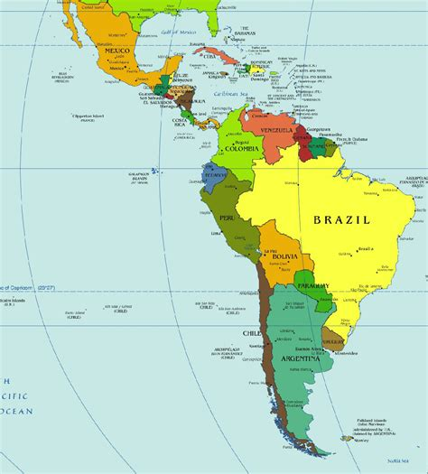 south america map and central america central and south america diving information i scuba