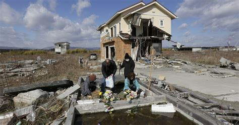 earthquake in japan 250 000 japanese still displaced 4 years after quake