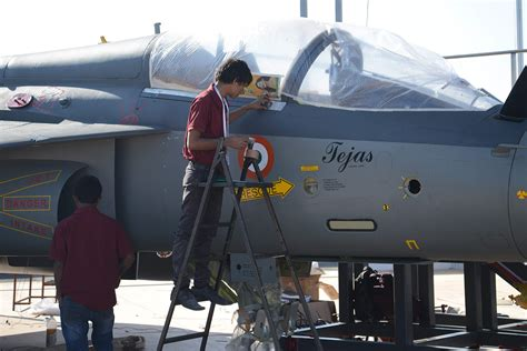 lights of tejas 2017 preparations ahead of aero india 2017 the new indian express