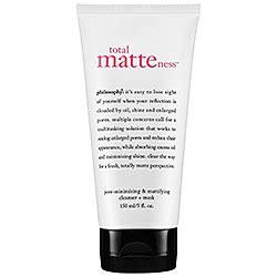 Cleanser Bigsale Jfa Mattifying Cleanser philosophy total matteness pore minimizing mattifying