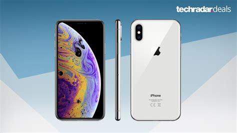 iphone xs plans  prices  australia techradar