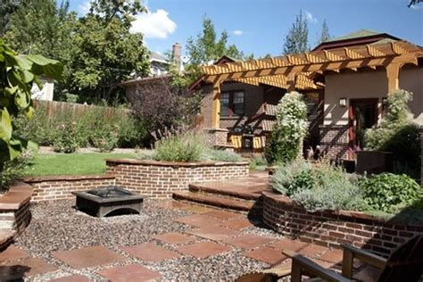 Backyard Ideas In The Desert Small Backyard Ideas A Rock Garden Desert