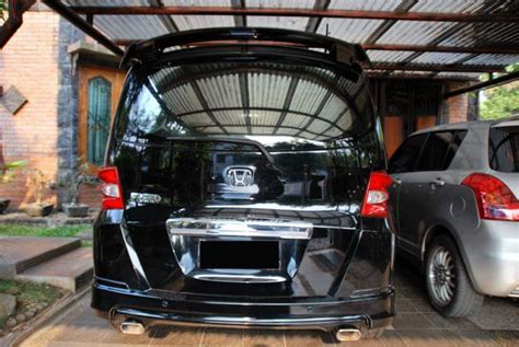 Honda Freed A Psd 2012 by Honda Freed Type Psd A T Thn 2012 Warna Hitam Mobilbekas