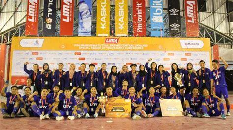 inilah hasil lengkap lima futsal yogyakarta conference