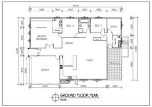 house design autocad autocad 2d house plan drawings cheap modern home on home