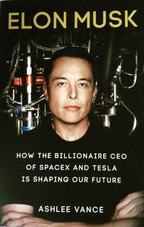 elon musk book recommendations elon musk book by ashlee vance check it out it is worth