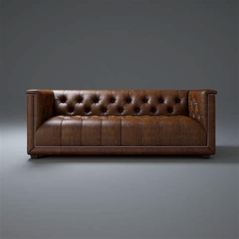 sofa 3d max 6 savoy leather sofa 3d max
