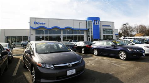 Honda Dealers Nh by Used Cars For Sale In Dover Nh Dover Toyota Dealer New