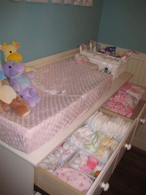 How To Organize Your Dresser by 1000 Ideas About Organizing Baby Dresser On