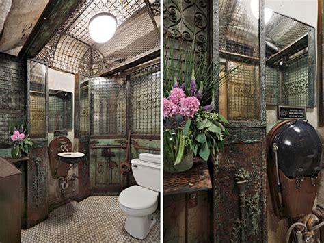10 x bizarre wc's in restaurants in New York Culy.nl