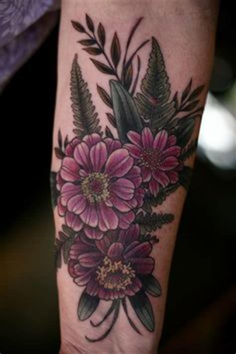 zinnia tattoo designs by mennella aubme ig aubreymennella